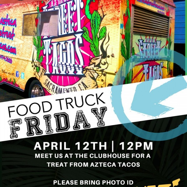 Thank U for being such great residents! We want to show our appreciation by having Azteca Taco Food Truck come by tomorrow from 12-3PM. Make sure to bring an ID, your friends, and your appetite. #withuinmind #ucdavis #nouswithoutu