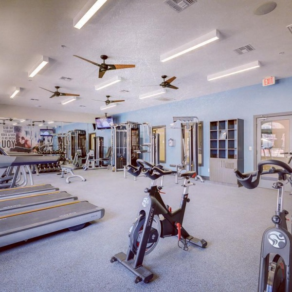 If you're looking for a place to workout that isn't packed...such as the ARC...our fitness center is open 24/7 and is usually so quite! Get that workout on