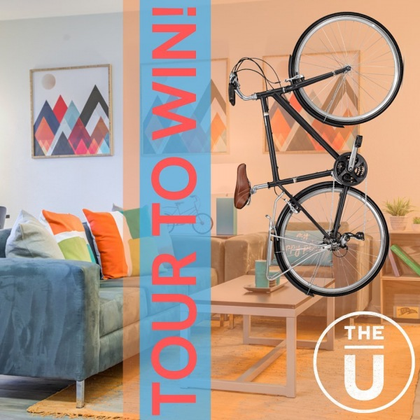 Tour to Win: A Brand New Bike! Davis California is home to nearly 30,000+ bikes. Your bike will stand out from the rest