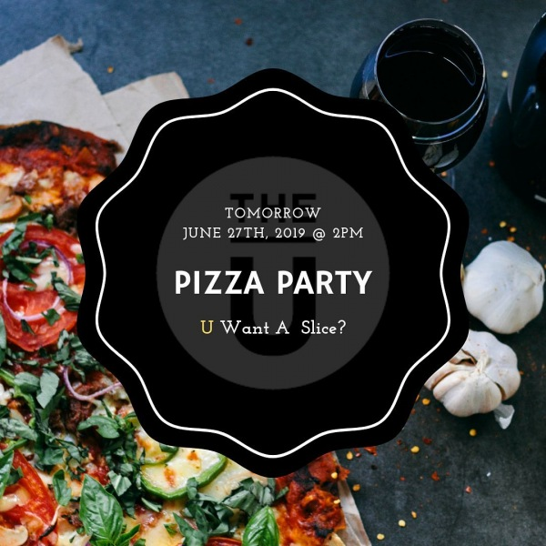 Stop by the office TOMORROW at 2pm for a pizza party*! We would love to see your here! Make sure to bring your appetites and your besties! *while supplies last!  #withuinmind #ucdavisathletics #uhouzz #areuready #theu #ucd #pizza #party #uhouzz #event #davis #davisca  #ucdavis #ucdavismed #greystarstudentliving #housing