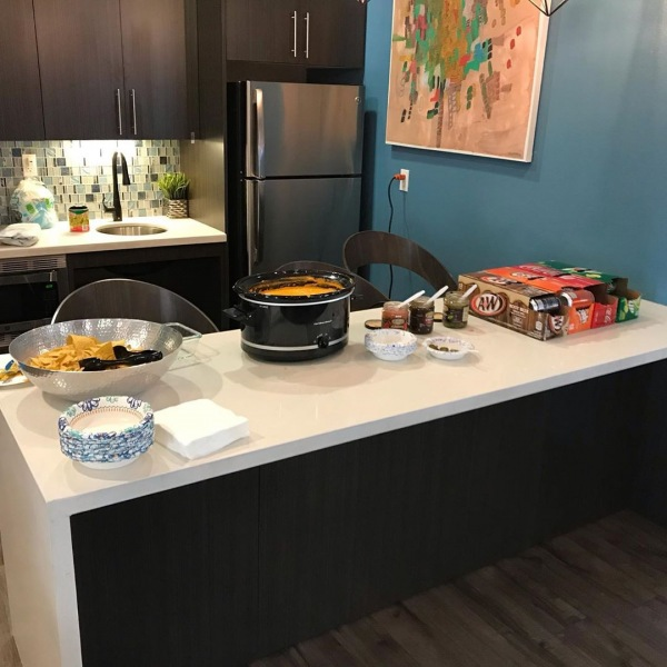 NACHOS! There are still Nachos down in the leasing office!!! Come on down and join our happy residents!  #theu #theudavis #daviscalifornia