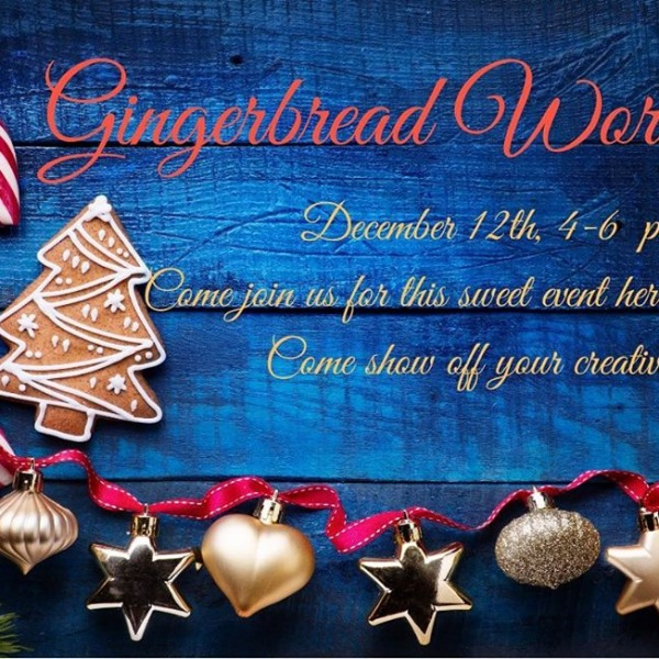 Come join us for the fun December 12th!! Build your own#GingerbreadHouse #ComeShowYourSkills #TheUAPTS #DavisCA #LiveHereLiveWell