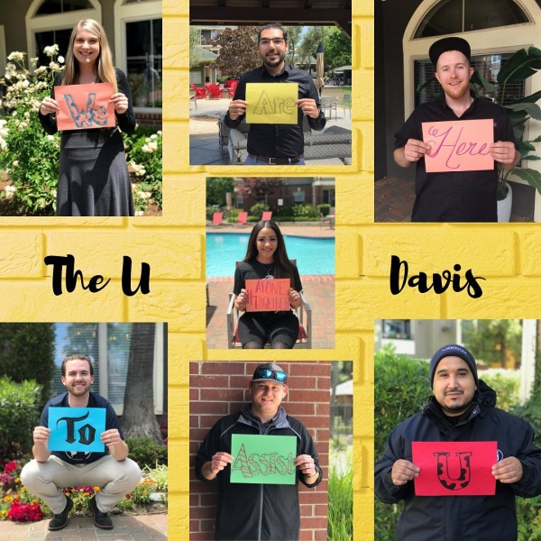 We are here to assist U! Connect with us on the phone or by email so that we can assist U!  #theu #theuapartment #davisca #daviscalifornia #ucd #theu #theudavis #davisca #daviscalifornia #california #living #daviscalifornia #davis #ucd #ucdavis #ucd #ucdavis #gunrock #aggies #aggiefootball #davisca